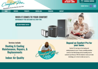 ComfortPro HVAC