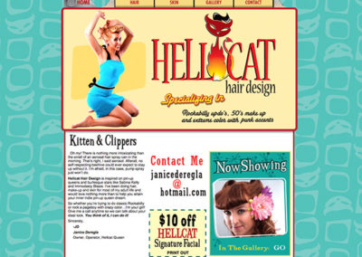 2006 HellCat Hair Design