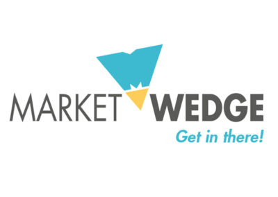 Market Wedge logo