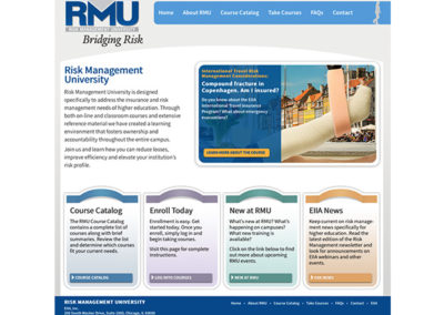 Risk Management University