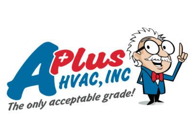 AplusHvac logo