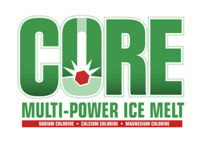 core ice melt logo