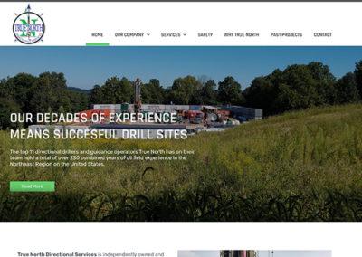 True North Directional website